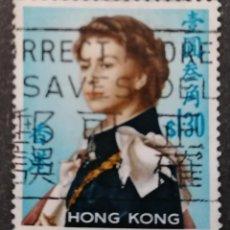 Sellos: 1962. HONG KONG. REINA ISABEL II. (1.30 $ .) *,MH ( 21-225). Lote 251824765