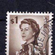 Sellos: HONG KONG 1962 STAMP ,, MICHEL 205XY. Lote 262247890