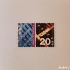Sellos: AÑO 2002 HONG KONG SELLO USADO. Lote 270531828