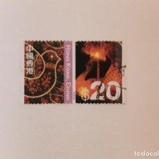 Sellos: AÑO 2002 HONG KONG SELLO USADO. Lote 270531848