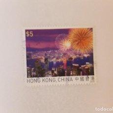 Timbres: AÑO 2006 HONG KONGO SELLO USADO. Lote 275198488