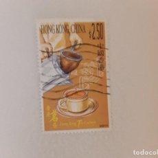 Timbres: AÑO 2001 HONG KONGO SELLO USADO. Lote 275198538