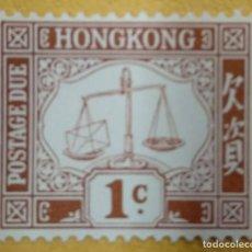 Francobolli: HONG KONG SELLO USADO.. Lote 284785653