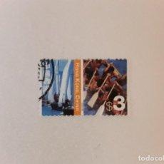 Sellos: AÑO 2002 HONG KONG SELLO USADO. Lote 285509693