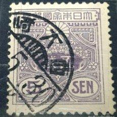 Sellos: MICHEL JP 116III - JAPÓN - TAZAWA (1926-1934) - NEW DIE FLAT PLATE PRINT - 1930. Lote 286796868