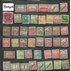 Sellos: SELLOS DE HUNGRIA MAGYAR POSTA. Lote 39011596