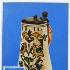 Sellos: TARJETA MAXIMA HUNGRIA. BUDAPEST 1968.. Lote 41143701