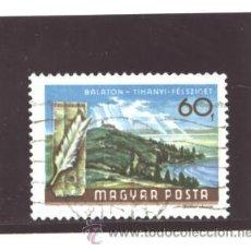 Sellos: HUNGRIA 1968 - YVERT NRO. 1989 - USADO. Lote 42980097