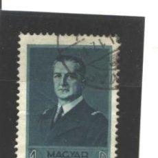Sellos: HUNGRIA 1938 - YVERT NRO. 506 - USADO. Lote 52335601