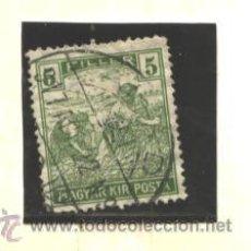 Sellos: HUNGRIA 1913 - YVERT NRO. 92 - USADO. Lote 52350776