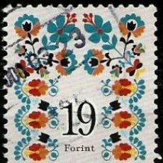 Sellos: HUNGRIA 1994- MI 4313. Lote 155697161