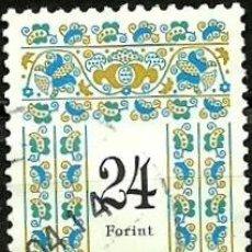 Sellos: HUNGRIA 1996- MI 4392. Lote 155697449