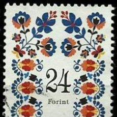 Sellos: HUNGRIA 1999- MI 4534. Lote 155697733