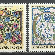 Sellos: HUNGRIA - 1970 - SCOTT B279/B282 // MICHEL 2603/2606** MNH. Lote 155873208