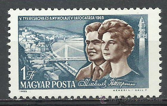 HUNGRIA - 1965 - SCOTT 1679 // MICHEL 2123** MNH (Sellos - Extranjero - Europa - Hungría)