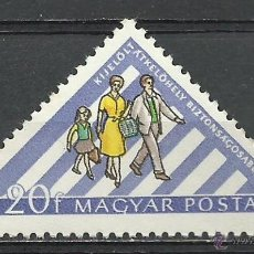 Timbres: HUNGRIA - 1964 - SCOTT 1615 // MICHEL 2064** MNH. Lote 115635256