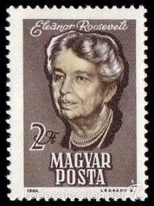 HUNGRIA 1964 IVERT 1639 *** 15º ANIVERSARIO DE LA DECLARACIÓN UNIVERSAL DE LOS DERECHOS HUMANOS (Sellos - Extranjero - Europa - Hungría)