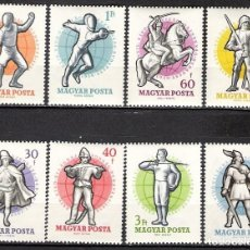 HUNGRIA 1959 - NUEVO