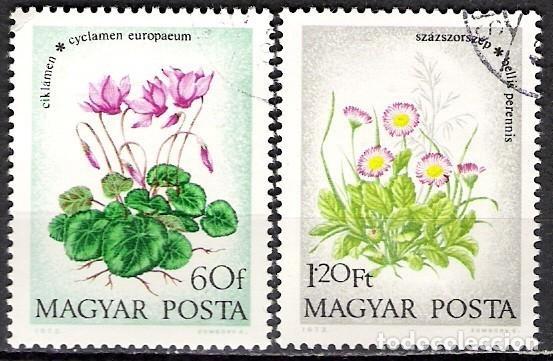 HUNGRIA 1973 - USADO (Sellos - Extranjero - Europa - Hungría)