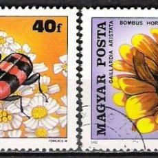 Sellos: HUNGRIA 1980 - USADO. Lote 103403087