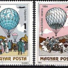Sellos: HUNGRIA 1983 - USADO. Lote 103403407