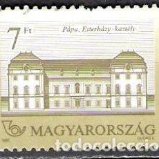 Sellos: HUNGRIA 1991 - USADO. Lote 103403703