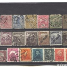 Sellos: HUNGRIA 1900-23 - 21 SELLOS DIFERENTES CLASICOS - USADOS . Lote 104280263