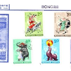 Sellos: TIMBRES POSTE DES MISSIONS. HONGRIE.. Lote 109339016