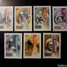 Timbres: HUNGRÍA. YVERT 2814/20. SERIE COMPLETA NUEVA SIN CHARNELA. ESPACIO ASTROFILATELIA.. Lote 127981212
