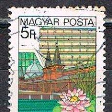 Sellos: HUNGRIA Nº 3672, LUGARES DE VACACIONES: HÉVIZ, USADO. Lote 128468899