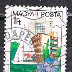 Sellos: HUNGRIA Nº 3670, LUGARES DE VACACIONES: ZANKA, USADO. Lote 128468971