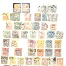 Sellos: HUNGRIA, 1871-1976 COLECCIÓN DE SELLOS, CORREO AÉREO, TAXAS, OCUPACIONES, EN NUEVO Y USADO, . Lote 128748103
