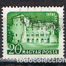 Sellos: HUNGRIA Nº 1674, CASTILLO DE TATA, USADO. Lote 137157742