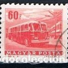 Timbres: HUNGRIA 1963 SELLO USADO Y 1560. Lote 145443558