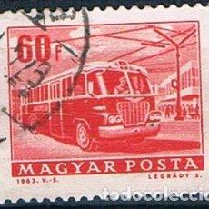 Sellos: HUNGRIA 1963 SELLO USADO Y 1560. Lote 145443578