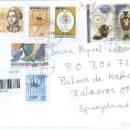 Sellos: 2006. HUNGRÍA/HUNGARY. SOBRE CIRCULADO. FRANQUEO ATRACTIVO/INTERESTING POSTAGE. VER FOTOS.. Lote 159945770