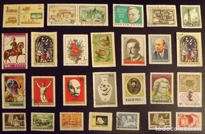 Sellos: Hungría, 149 sellos - Foto 3 - 176976420