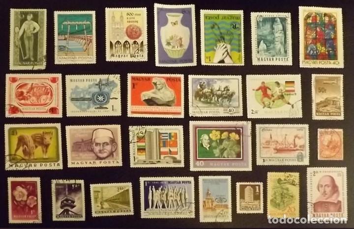 Sellos: Hungría, 149 sellos - Foto 4 - 176976420