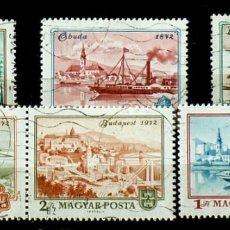 Sellos: SELLOS HUNGRIA - FOTO 127 - USADOS. Lote 182576011