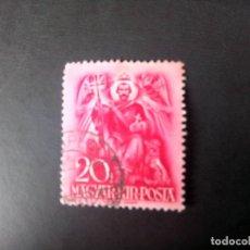 Sellos: HUNGRÍA 1938, S. ETIENNE, YT 497. Lote 183375721
