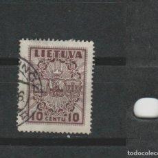 Sellos: LOTE M-SELLO LITUANIA . Lote 189677373