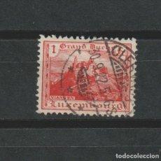 Sellos: LOTE M-SELLO LUXEMBURGO 1922. Lote 189685161
