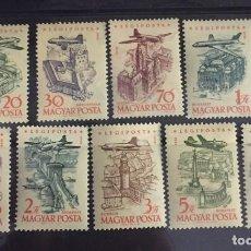 Sellos: AVIONES. Lote 195278537