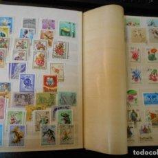 Sellos: HUNGRIA-250 SELLOS ANTIGUOS Y DIFERENTES-1965 A 1969-LOTE 9. Lote 195560088