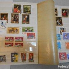 Sellos: HUNGRIA-400 SELLOS ANTIGUOS Y DIFERENTES-1970 A 1979-LOTE 10. Lote 195560370