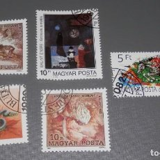 Sellos: LOTE SELLOS DE HUNGRIA - (MAGYAR POSTA). Lote 199410112