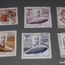 Sellos: LOTE SELLOS DE HUNGRIA - (MAGYAR POSTA). Lote 199410976