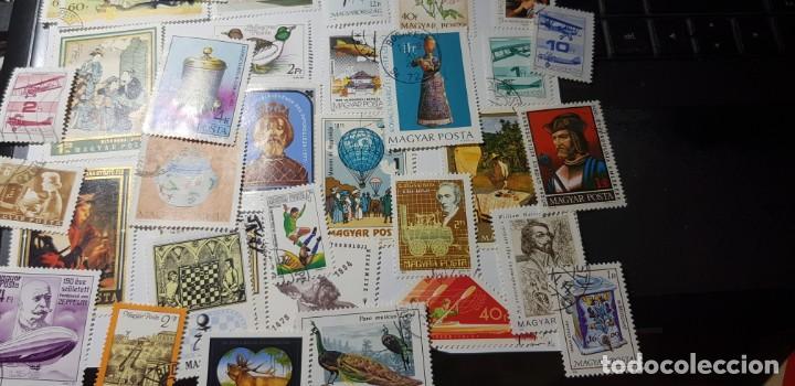 LOTE 38 SELLOS USADOS HUNGRÍA (VER FOTOS Y DESCRIPCIÓN) (Sellos - Extranjero - Europa - Hungría)