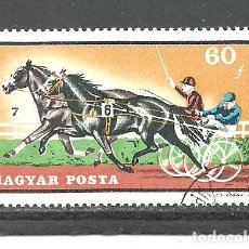 Sellos: HUNGRIA 1971 -YVERT NRO. 2193 - USADO -MATASELLADA -. Lote 243497015