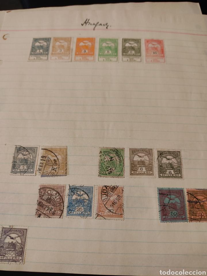 Sellos: Lote de sellos de Hungría periodo antiguo, mas de 130 - Foto 5 - 243524155